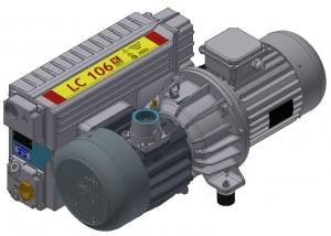 Pompa łopatkowa olejowa LC 106 Kzero DVP