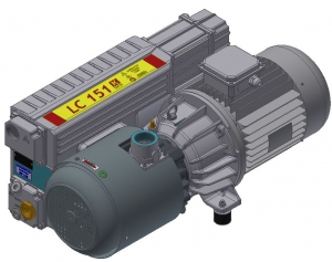 Pompa łopatkowa olejowa LC 151 Kzero DVP