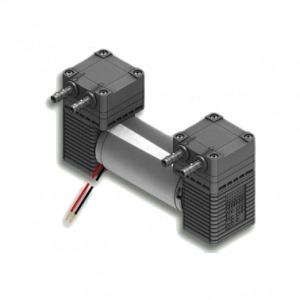 725 EC-TH-L (DC) membranowa pompa do cieczy Schwarzer