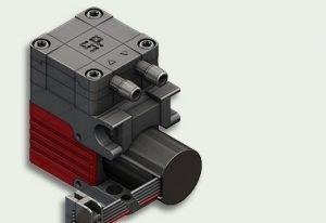 550 EC-BL-LP Membranowa pompa do cieczy SCHWARZER
