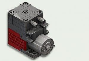 550 EC-LC-LP Membranowa pompa do cieczy SCHWARZER