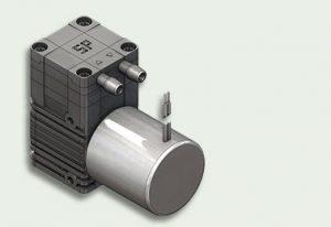 570 EC-BL-L Membranowa pompa do cieczy SCHWARZER