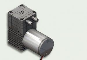 570 EC-L Membranowa pompa do cieczy SCHWARZER