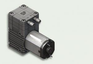 570 EC-LC-L Membranowa pompa do cieczy SCHWARZER