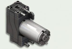 620 EC-DU-L Membranowa pompa do cieczy SCHWARZER