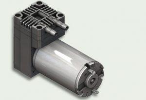 620 EC-L Membranowa pompa do cieczy SCHWARZER