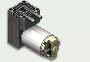 620 EC-LC-L Membranowa pompa do cieczy SCHWARZER