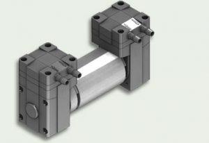 620 EC-TH-L Membranowa pompa do cieczy SCHWARZER