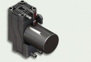 622 EC-BL-DU-L Membranowa pompa do cieczy SCHWARZER