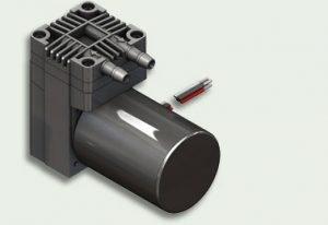 622 EC-BL-L Membranowa pompa do cieczy SCHWARZER