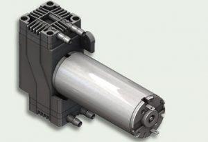 628 EC-DU-L Membranowa pompa do cieczy SCHWARZER