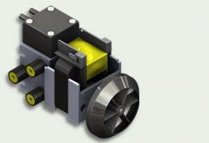 700 EC-L (AC) Membranowa pompa do cieczy SCHWARZER