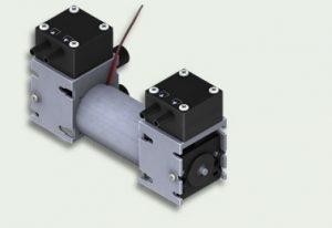 700 EC-TH-L (DC) Membranowa pompa do cieczy SCHWARZER