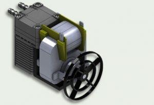 720 EC-L (AC) Membranowa pompa do cieczy SCHWARZER