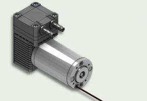 725 EC-L (DC) Membranowa pompa do cieczy SCHWARZER
