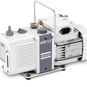 Łopatkowa pompa próżniowa mokra GVD 1.5 Altas Copco dwustopniowa