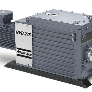 Łopatkowa pompa próżniowa mokra GVD 275 Atlas Copco dwustopniowa
