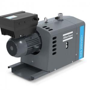 DZS 100 - 400 VSD+ kłowa pompa próżniowa sucha Atlas Copco