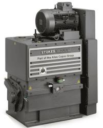 GLS 250 - 500 rotacyjna tłokowa pompa próżniowa Atlas Copco z uszczelnieniem olejowym