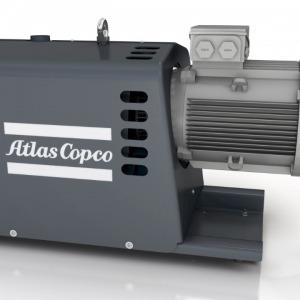 DZS kłowa pompa próżniowa sucha Atlas Copco