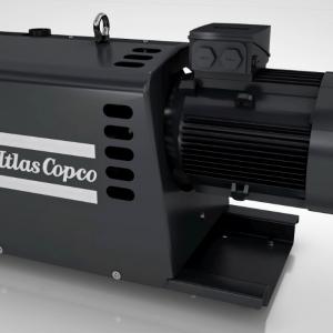 DZS 150P - 300P kłowa pompa próżniowa sucha Atlas Copco